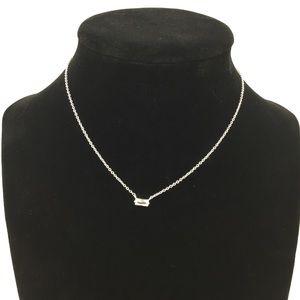 Gorjana Amara Solitaire Necklace (G2)